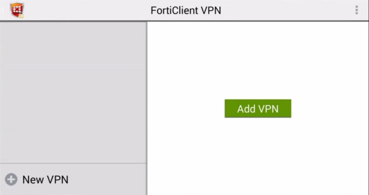 Android Setup   Secure Connect SSL VPN Service